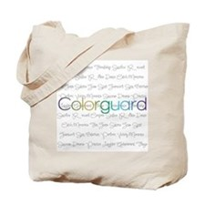Colorguard Tote Bag