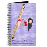 Pole Dancing Adventures PRO Journal