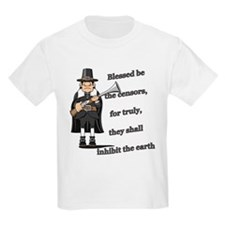 Censors Shall Inhibit the Ear Kids T-Shirt