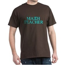Math Teacher Pi T-Shirt