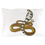 Cobra snake Pillow Case