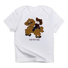Unique Western horse riding Infant T-Shirt