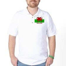 Wales Flag Gear T-Shirt