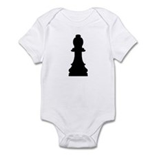 Chess bishop Infant Bodysuit