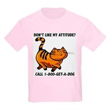 1-800-GET-A-DOG Kids T-Shirt