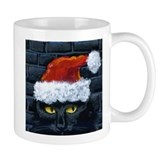 Kitty Claws Secret Santa Mug