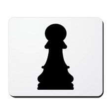 Chess pawn Mousepad
