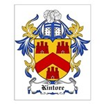 Kintore Coat of Arms Small Poster