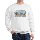 Boston Skyline Wicked Pissah Sweatshirt