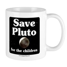 Save Pluto for the Children Mug