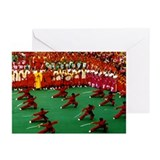 Wushu Festival Greeting Cards (Pk of 10)