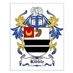 Kibble Coat of Arms Small Poster
