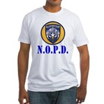 NOPD Specfor Fitted T-Shirt