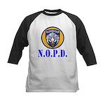 NOPD Specfor Kids Baseball Jersey