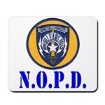 NOPD Specfor Mousepad