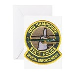 NHSP Special Enforcement Greeting Cards (Package o