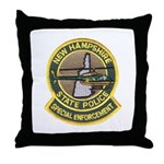 NHSP Special Enforcement Throw Pillow