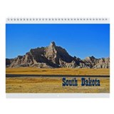 Images of South Dakota Wall Calendar