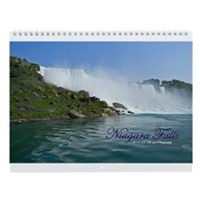 Images Of Niagara Falls NY Wall Calendar