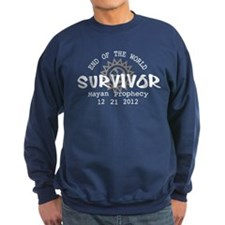 End of the World Survivor 2012 Sweatshirt