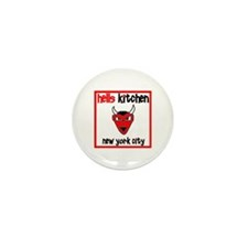 HK DEVIL ITEMS Mini Button (10 pack)