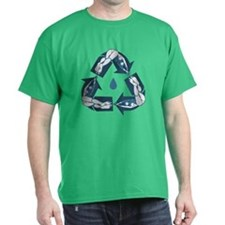 Recycling Diver T-Shirt