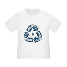 Recycling Diver T