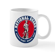 National Guard Logo Mug PRINTED BOTH SIDES