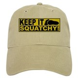 AUTHENTIC Bobo KEEP IT SQUATCHY Baseball Cap