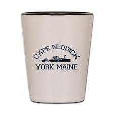 Cape Neddick ME. Shot Glass