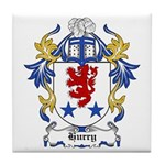 Hurry Coat of Arms Tile Coaster