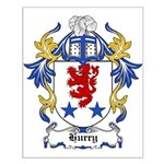 Hurry Coat of Arms Small Poster