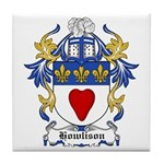 Howlison Coat of Arms Tile Coaster