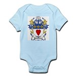 Howlison Coat of Arms Infant Creeper