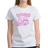 Cute Retro urban chic entertainment pop culture Tee