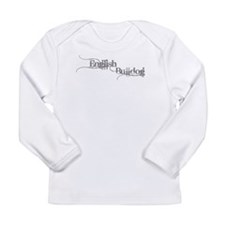 English Bulldog Long Sleeve Infant T-Shirt