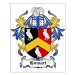 Howart Coat of Arms Small Poster