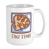 Tiki Time Coffee Mug