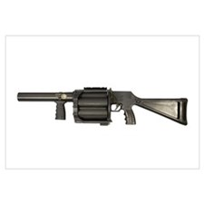 GL6 40mm grenade launcher