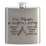 Dad's Philosophy Flask