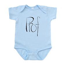 professor! where is the coffee?! Infant Bodysuit