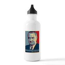 """LBJ - """"Progressive"""" Water Bottle"""