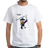 """Yar, Pirate"" Shirt"