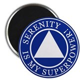 Serenity Superpower Magnet