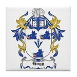 Hogg Coat of Arms Tile Coaster