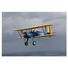 Boeing Stearman Model 75 Kaydet in U.S. Army color