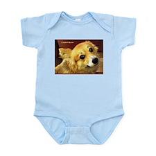 I Support Rescue Infant Bodysuit
