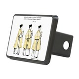 Psalm 121 Rectangular Hitch Cover