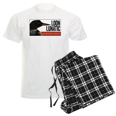 Loon Lunatic Men's Light Pajamas
