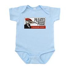 Pileated Posse Infant Bodysuit